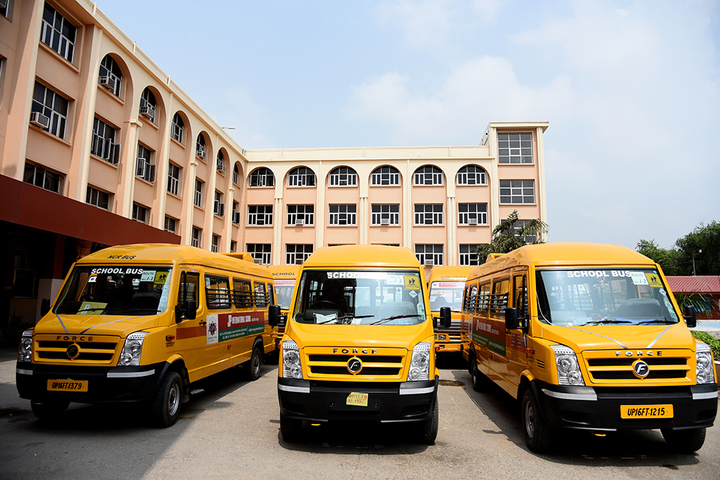 J P International School-Transport