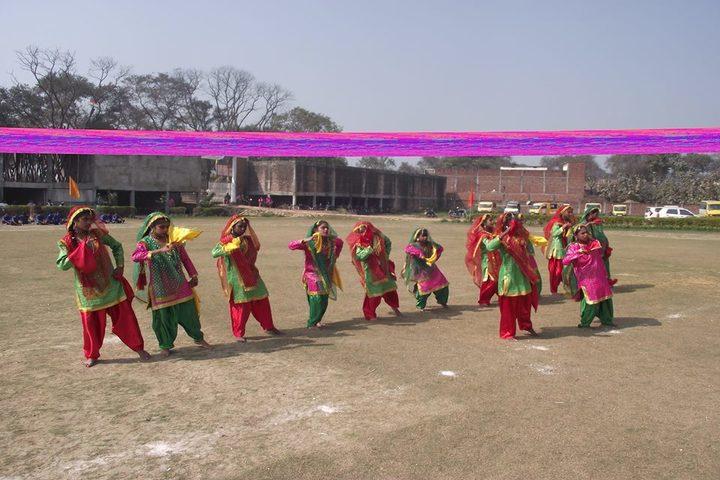 J S Public School-Cultural-Dance