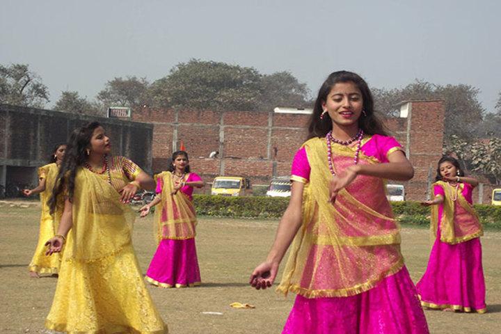 J S Public School-Dance