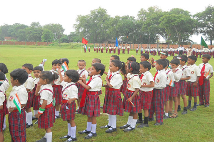 J S Public School-Ground