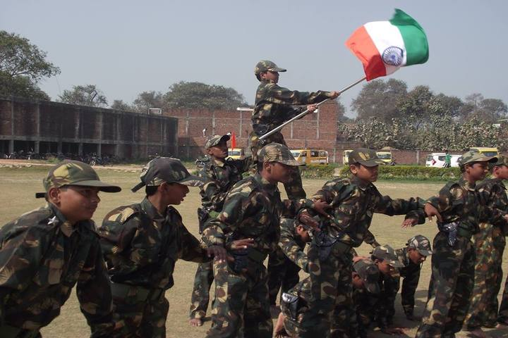 J S Public School-Independence-Day