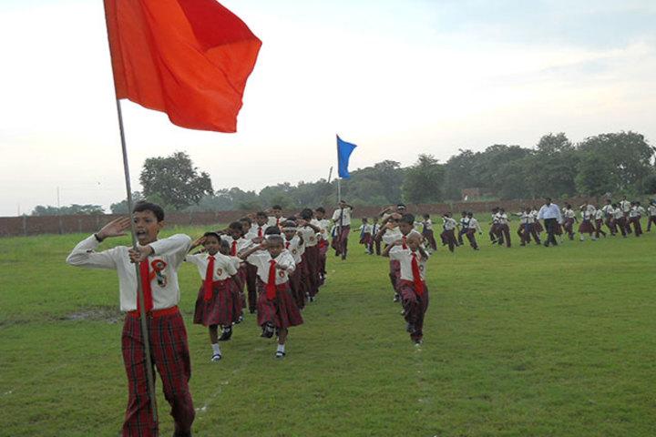 J S Public School-Sports-Day