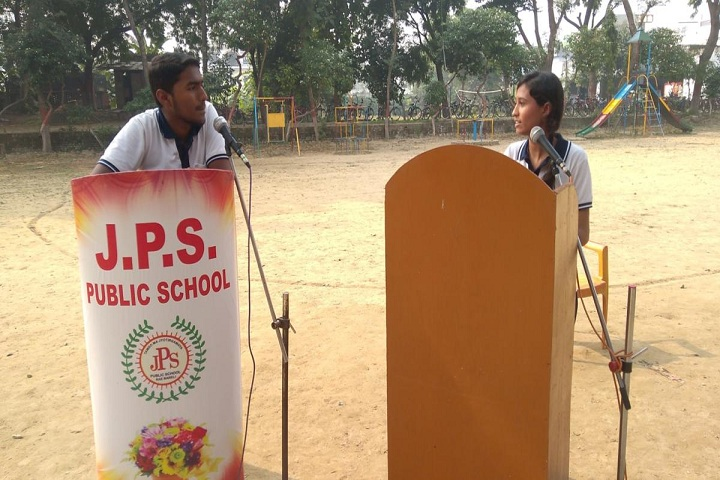 J P S Public School-Debate