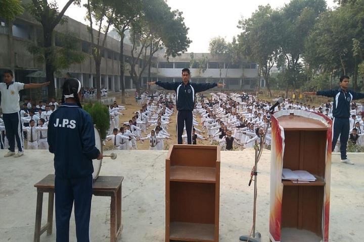 J P S Public School-Event