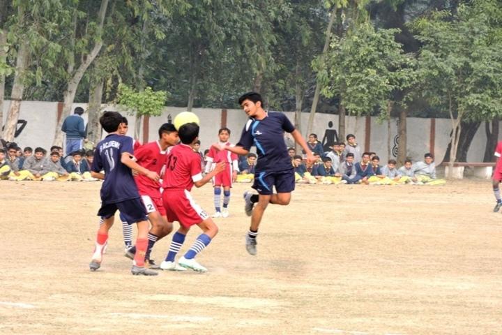 J B Academy-Ground