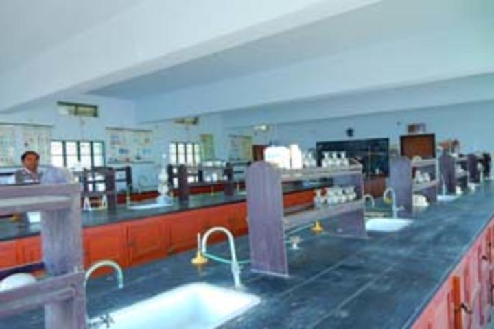 ST Ignatius Schools-Chemistry Labs