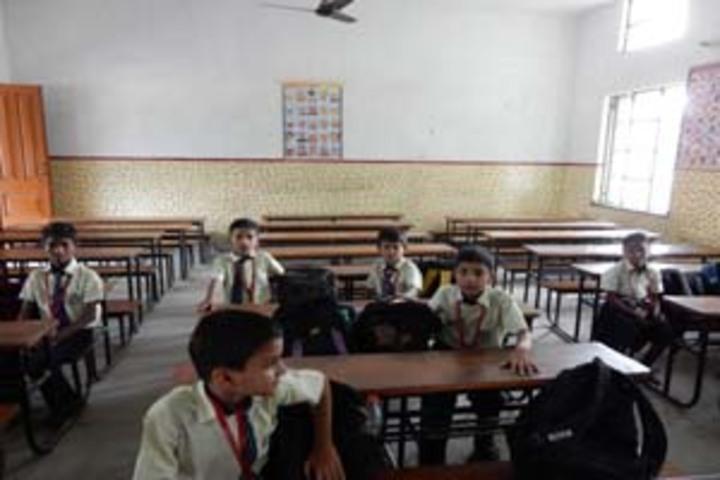 ST Ignatius Schools-Classroom