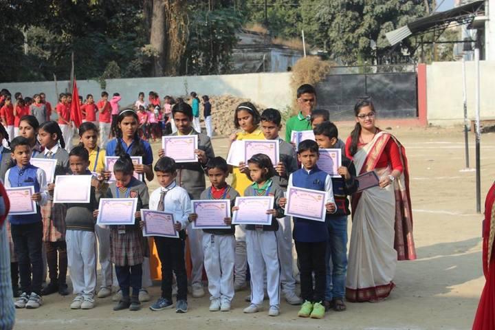 J K Mittal Academy-Achievement