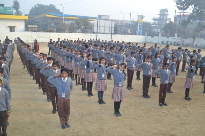 J K Mittal Academy-Assembly