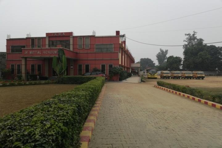 J K Mittal Academy-Campus View