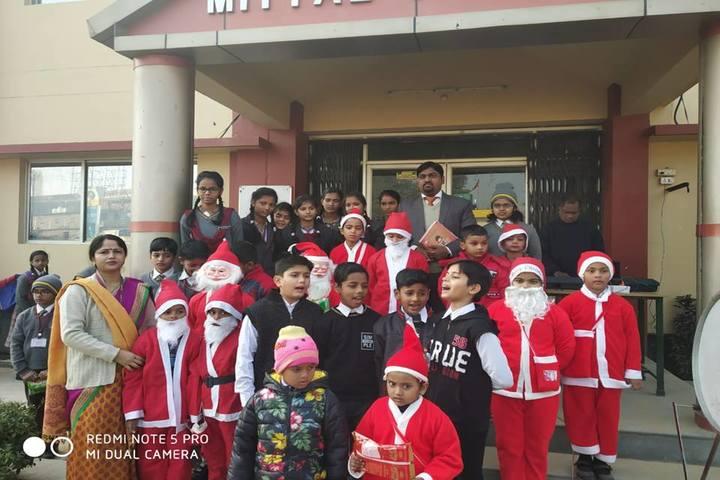 J K Mittal Academy-Christmas Celebration