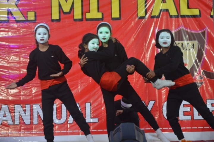 J K Mittal Academy-Annual day