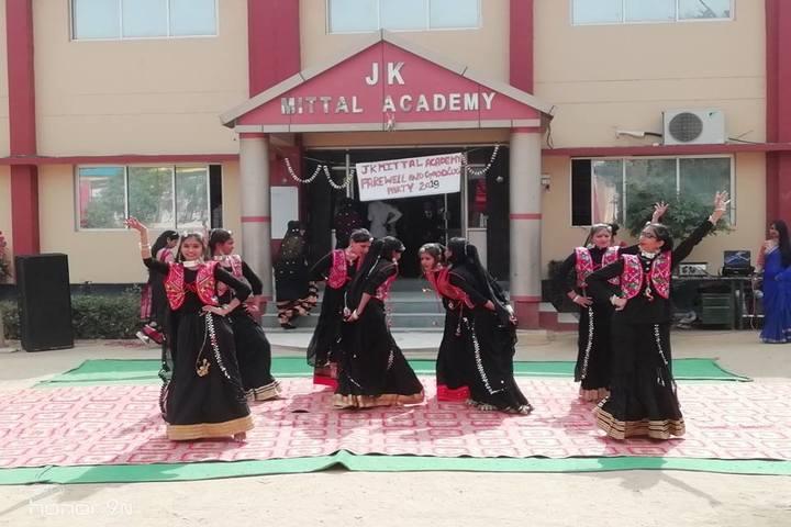J K Mittal Academy-Dance