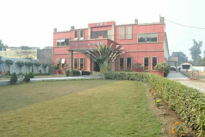 J K Mittal Academy-Front View