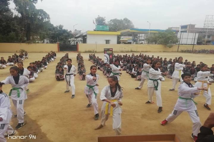 J K Mittal Academy-Karate