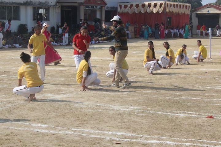 J K Mittal Academy-Sports
