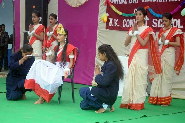 J K Convent School-Annual-Day