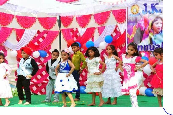 J K Convent School-Events