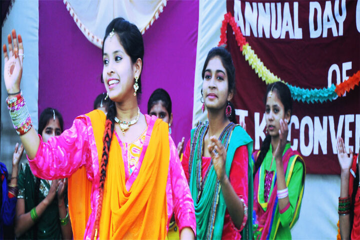 J K Convent School-Festival-Celebrations