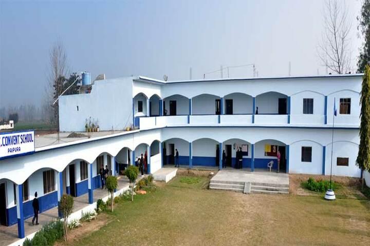 J K Convent School-School-Building