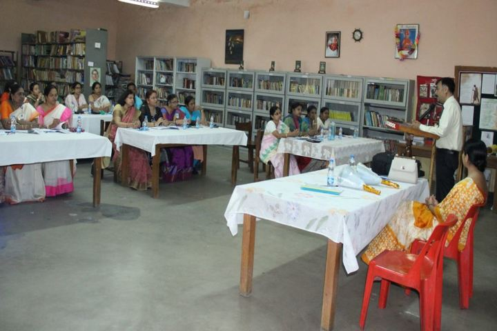 Delhi Public School-Staff Room