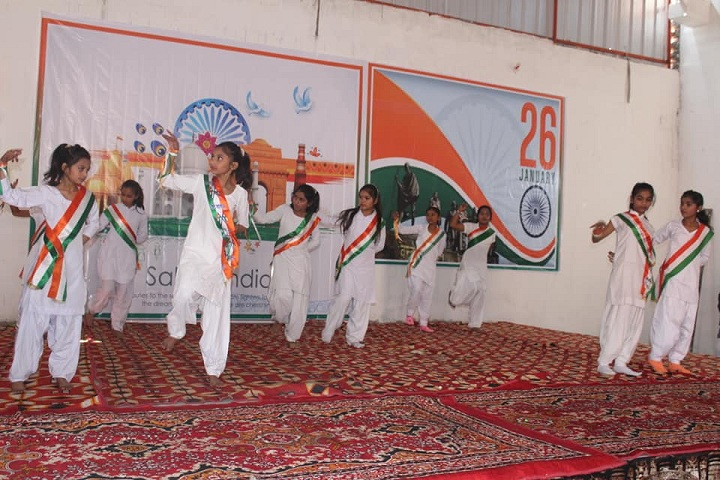 J P S Global Academy-Independence Day Celebrations