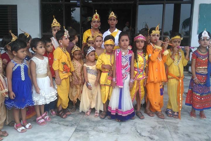 J P S Global Academy-Krishnastami Celebrations