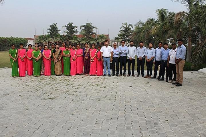 J P S Global Academy-Staff