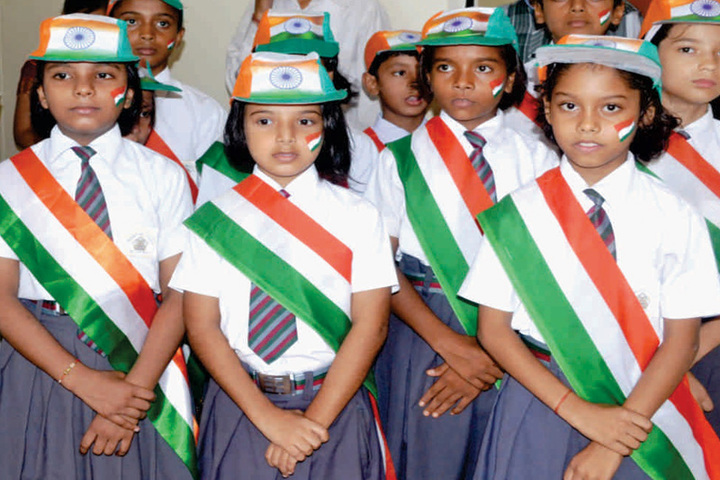 Jagran public school-Independence day