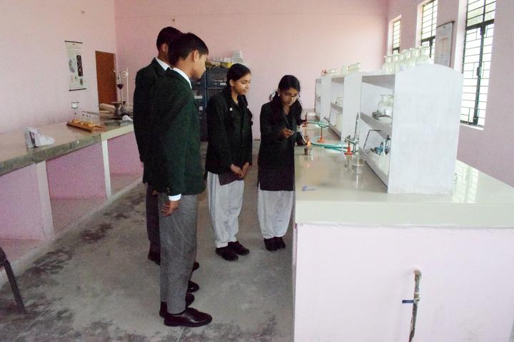 Jagran public school-Science Lab