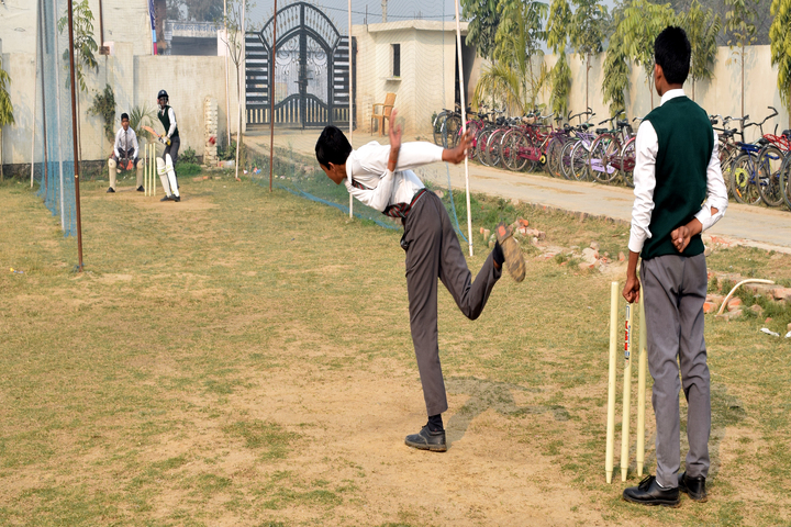Jagran public school-Sports