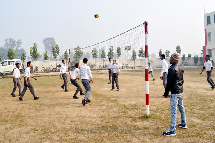 Jagran public school-Volley ball
