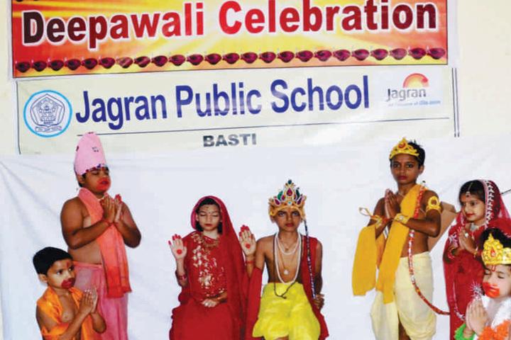Jagran public school-Drama