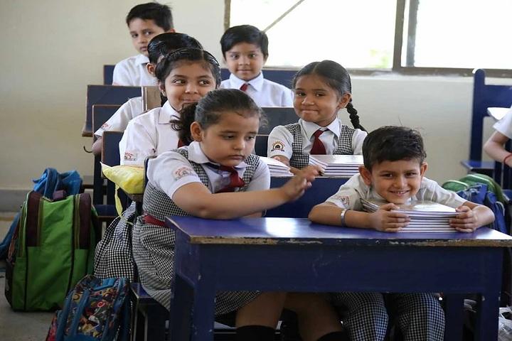 Jai Academy-Classroom