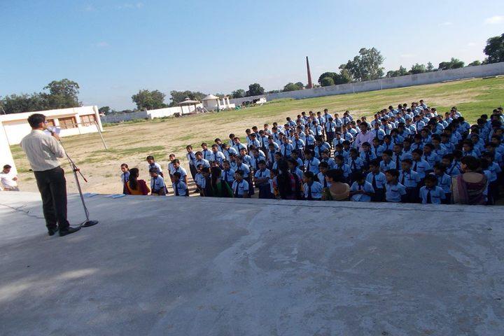 Jai Parvati Global School-Assembly