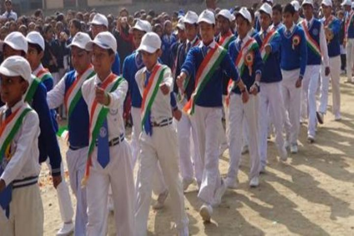 ST Johns Academy-Republic Day