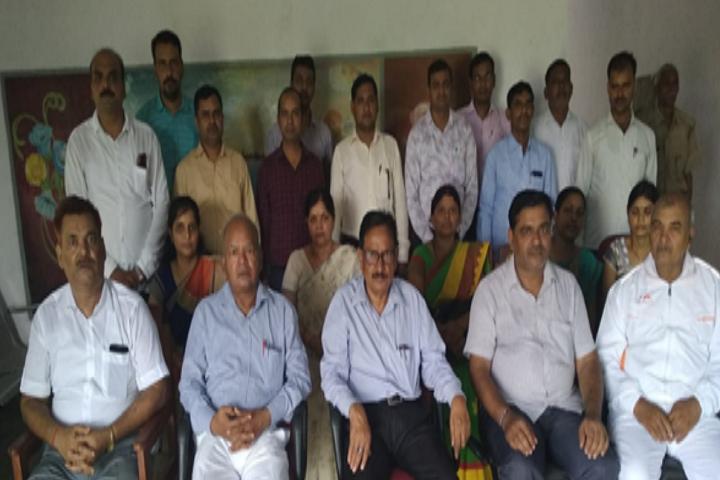 Jai Prakash Narayan Sarvodaya Vidyalaya-Staff Photo