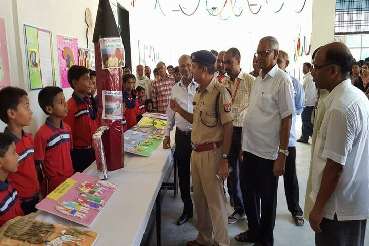 Jaish Public School-Exhibition