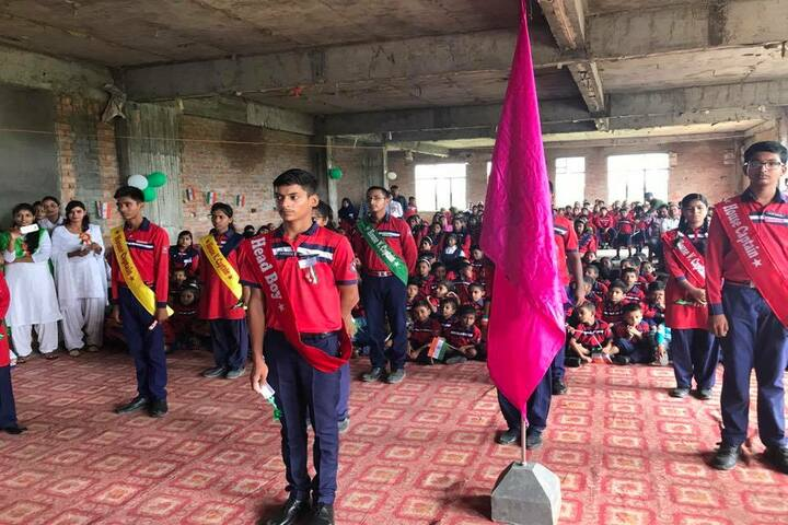 Jaish Public School-Investiture-Cermony
