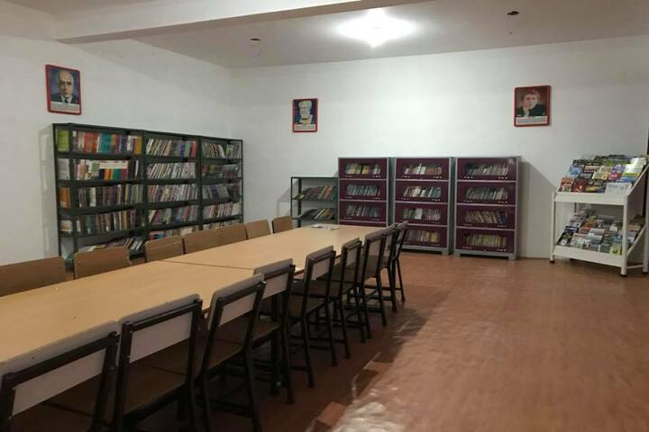 Jaish Public School-Library