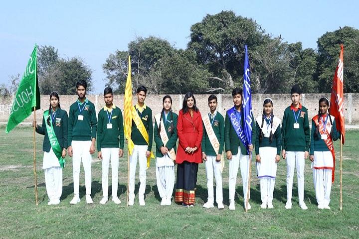 Jamuna Prasad Memorial Public School-Investiture Ceremony