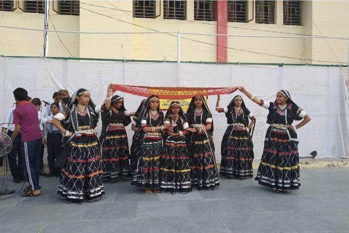 Jawahar Navodaya Vidayalaya-Cultural Dance