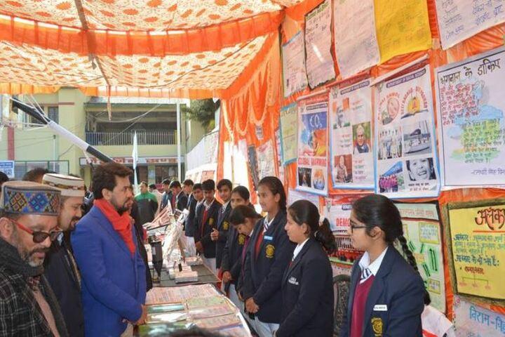 Jawahar Navodaya Vidayalaya-Exhibition