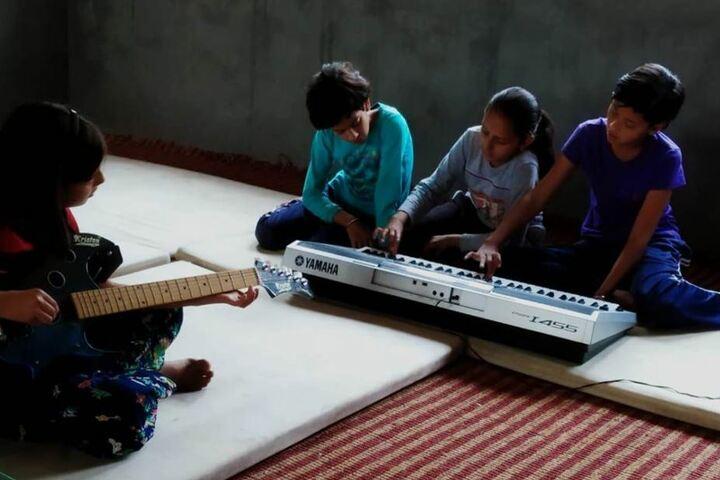 Jawahar Navodaya Vidayalaya-Music