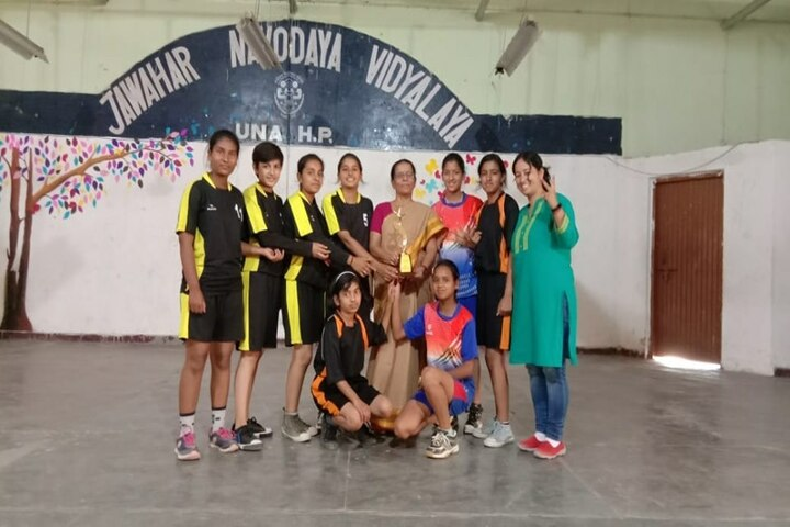 Jawahar Navodaya Vidayalaya-Sports Day