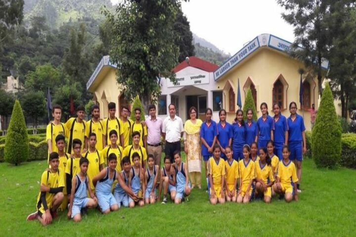Jawahar Navodaya Vidayalaya-Sports Team