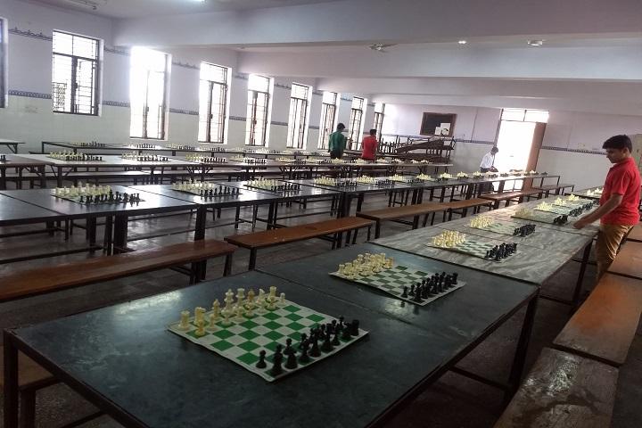 Jawahar Navodaya Vidayalaya-Indoor Games