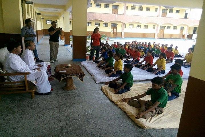 Jawahar Navodaya Vidayalaya-Yoga