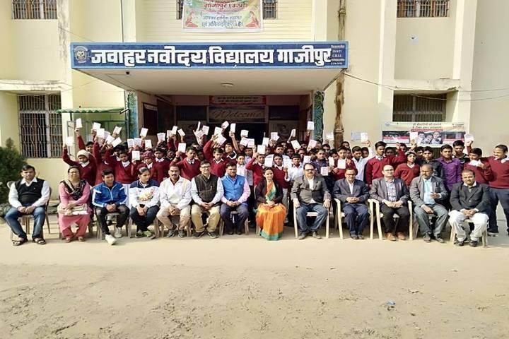 Jawahar Navodaya Vidyalaya-Graduation Day