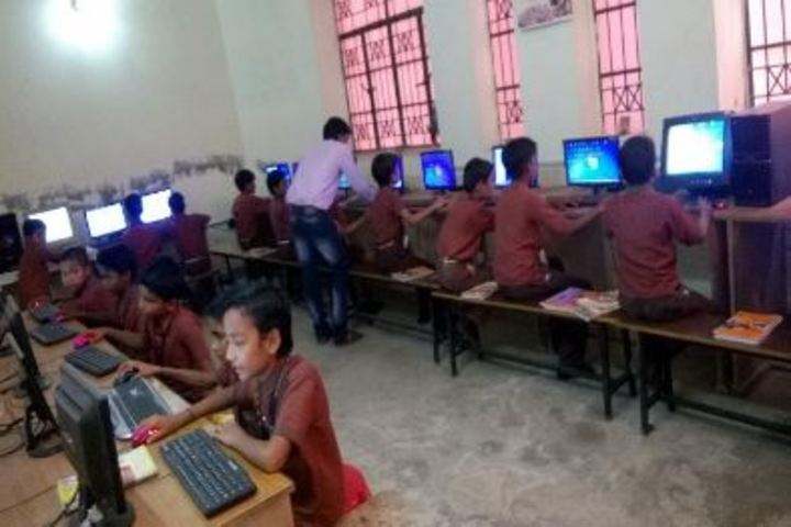 St Johns Residential Public School-Computer Lab